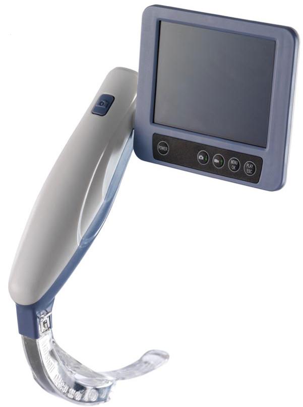 Video laryngoscop