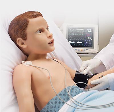 Pædiatrisk patientsimulation