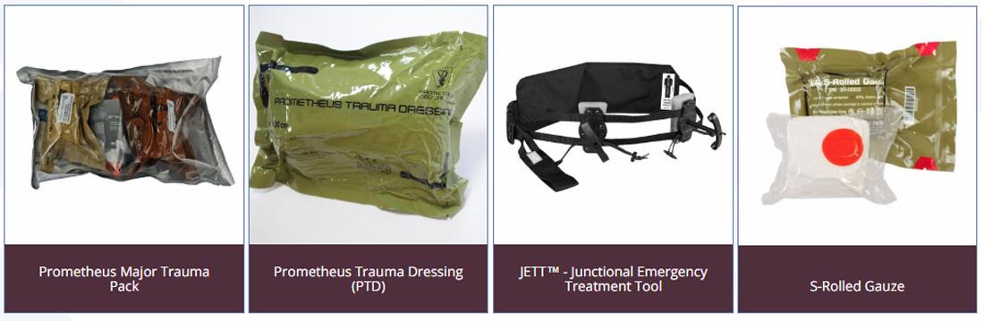 akutmedicinsk udstyr