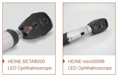 Otoscoper og ophthalmoscoper