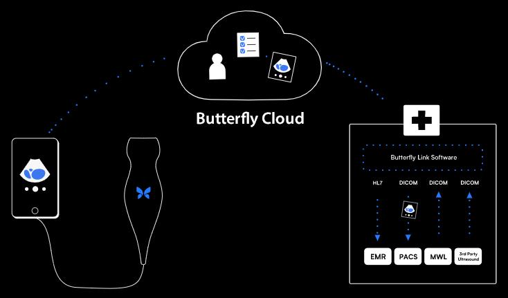 Butterfly iQ ultralydsscanner